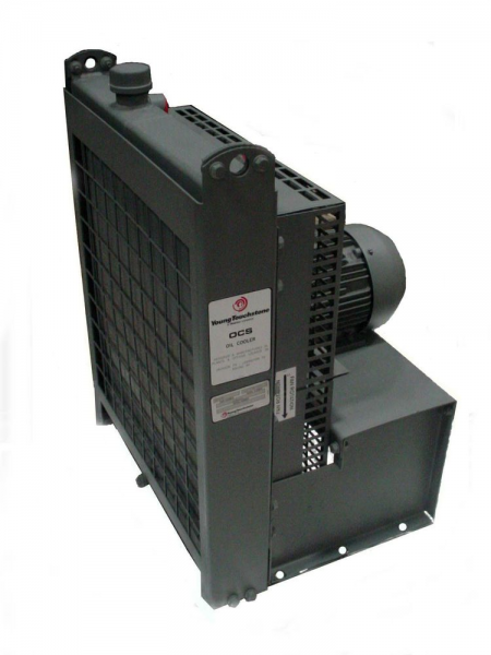 Industrial Fuel Coolers : Ocs air cooled oil coolers industrial ch